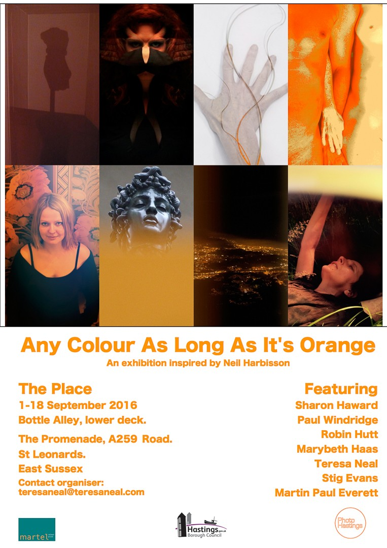 Any Colour as Long as it's Orange